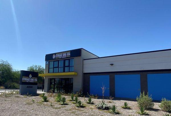 Storage King USA - 090 - Tuscon, AZ - Fort Lowell Rd 4068 East Fort Lowell Road Tucson, AZ - Photo 0