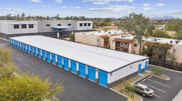 Storage King USA - 090 - Tuscon, AZ - Fort Lowell Rd 4068 East Fort Lowell Road Tucson, AZ - Photo 2