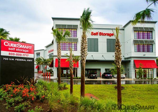 CubeSmart Self Storage - FL Stuart SW Federal Highway 700 Southwest Federal Highway Stuart, FL - Photo 0