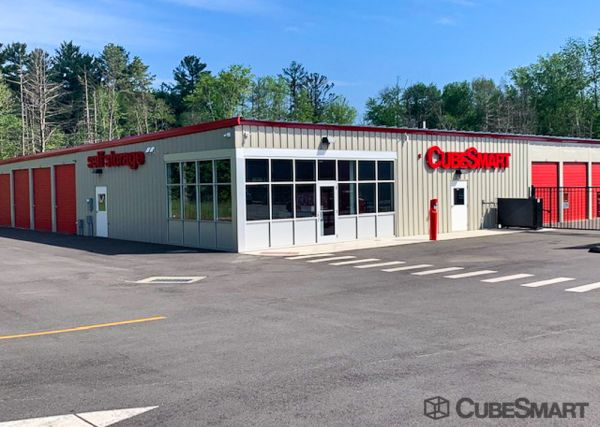 CubeSmart Self Storage - CT Windham Boston Post Road 280-308 Boston Post Road Windham, CT - Photo 0