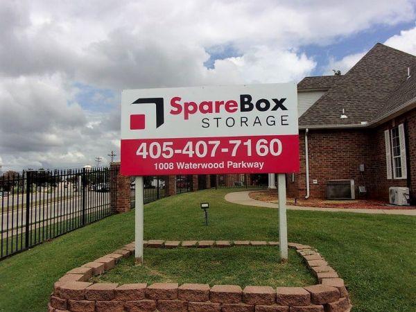 SpareBox Storage – Edmond East 1008 Waterwood Parkway Edmond, OK - Photo 1