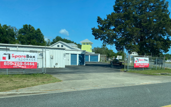 SpareBox Storage at 4592 FL-20 4592 Florida 20 Niceville, FL - Photo 0