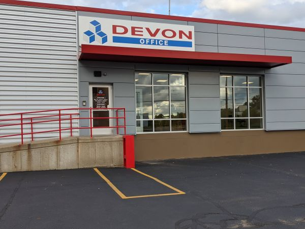 Devon Self Storage - DBA 1400 Buchanan Avenue Southwest Grand Rapids, MI - Photo 1