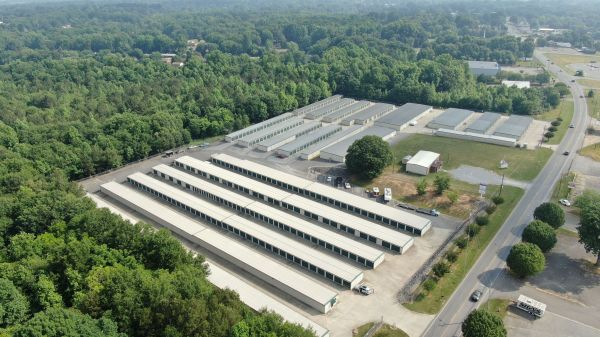 ClearHome Self Storage - Uptown 1528 South Lafayette Street Shelby, NC - Photo 1