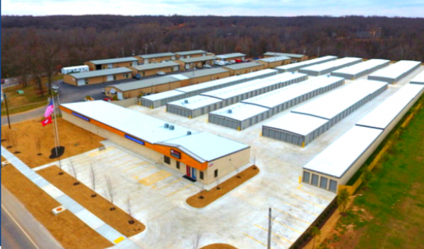 SpareBox Storage – Bentonville 10620 Arkansas 72 Bentonville, AR - Photo 1