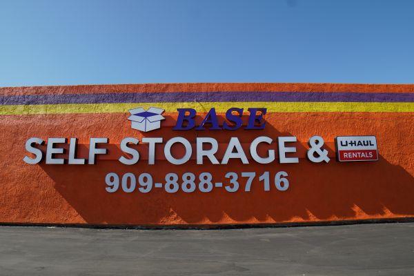 Base Self Storage 1718 West Base Line Street San Bernardino, CA - Photo 2