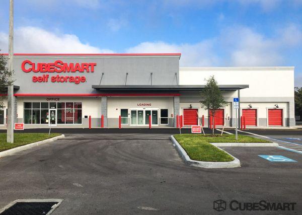 CubeSmart Self Storage - FL Tampa N US Highway 41 6180 North U.S. Highway 41 Apollo Beach, FL - Photo 0