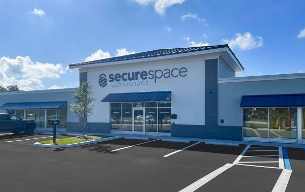 SecureSpace Self Storage Riverview 10105 Gibsonton Drive Riverview, FL - Photo 0
