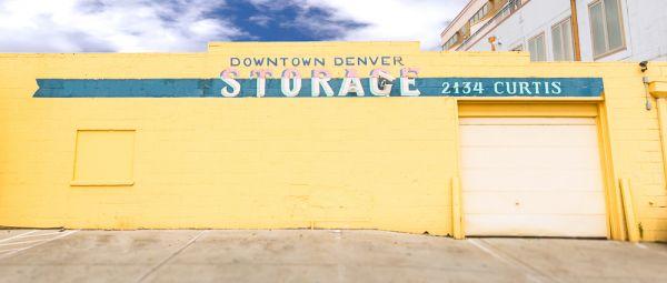 Downtown Denver Storage 2134 Curtis St, Ste 302 Denver, CO - Photo 1