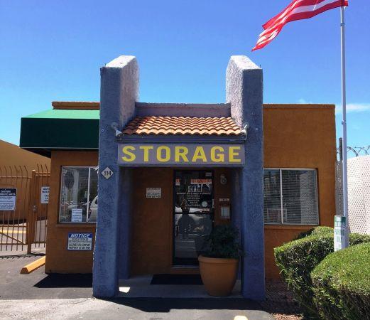 Midway Rv Self Storage Tucson4500 East Sdway Boulevard Tucson Az Photo