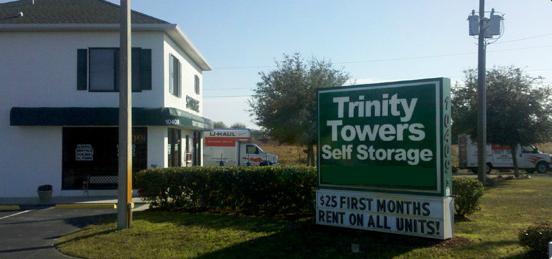 Trinity Towers Self Storage 10409 SR-54 New Port Richey, FL - Photo 2