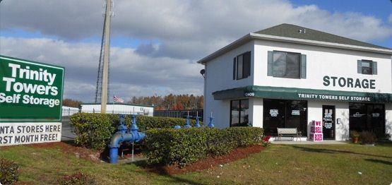 Trinity Towers Self Storage 10409 SR-54 New Port Richey, FL - Photo 0
