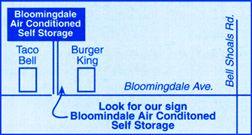 Bloomingdale Self Storage 912 E Bloomingdale Ave Brandon, FL - Photo 1