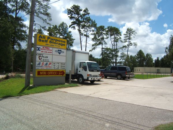 All Purpose Storage - Sawdust 1715 Sawdust Road The Woodlands, TX - Photo 2