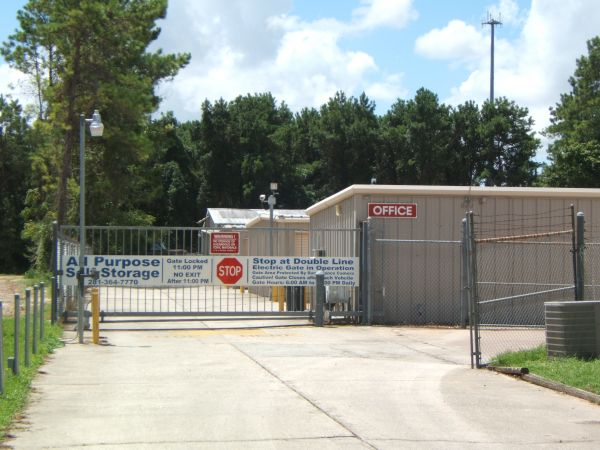 All Purpose Storage - Sawdust 1715 Sawdust Road The Woodlands, TX - Photo 3