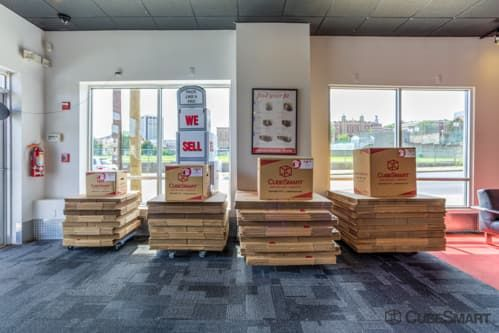 CubeSmart Self Storage - White Plains 80 S Kensico Ave White Plains, NY - Photo 2