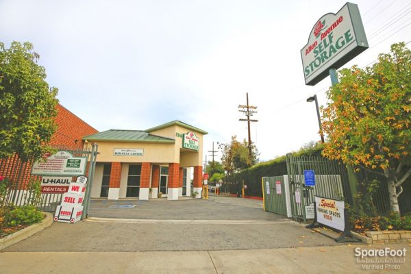 Allen Avenue Self Storage 234 N Allen Ave Pasadena, CA - Photo 0