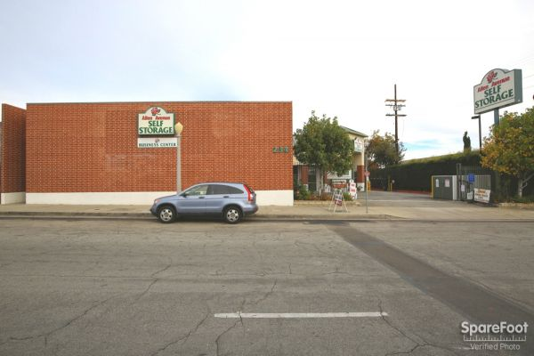 Allen Avenue Self Storage 234 N Allen Ave Pasadena, CA - Photo 1