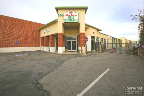 Allen Avenue Self Storage 234 N Allen Ave Pasadena, CA - Photo 2