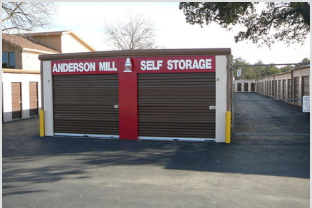 Anderson Mill Self Storage 9813 Anderson Mill Rd Austin, TX - Photo 0