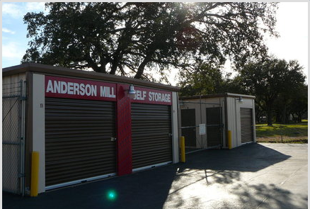 Anderson Mill Self Storage 9813 Anderson Mill Rd Austin, TX - Photo 1
