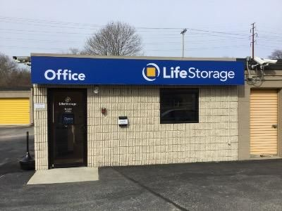 Life Storage - East Greenwich - Frenchtown Road 500 Frenchtown Rd East Greenwich, RI - Photo 0