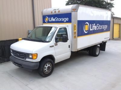 Life Storage - Raleigh - South Wilmington Street 2401 S Wilmington St Raleigh, NC - Photo 8