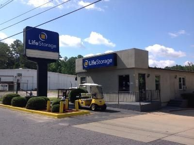 Life Storage - Columbia - Bush River Road 5311 Bush River Rd Columbia, SC - Photo 0
