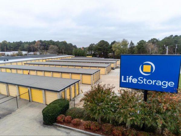 Life Storage - Morrow 1375 Commerce Rd Morrow, GA - Photo 8