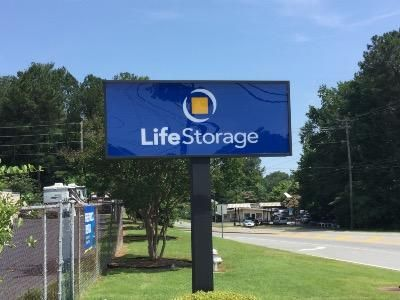 Life Storage Marietta Canton Road1987 Rd Ne Ga Photo