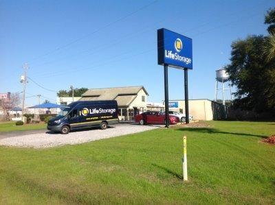 Life Storage - Pensacola - North Navy Boulevard 980 N Navy Blvd Pensacola, FL - Photo 0