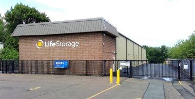 Life Storage - Suffield 1395 South St Suffield, CT - Photo 8