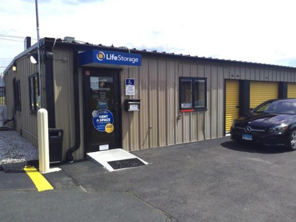 Life Storage - Suffield 1395 South St Suffield, CT - Photo 0