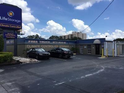 Life Storage - Tampa - West Columbus Drive 3000 W Columbus Dr Tampa, FL - Photo 0