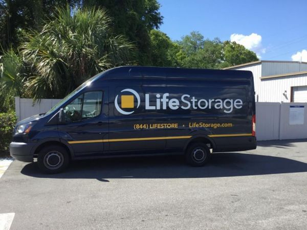 Life Storage - Tampa - West Waters Avenue 7550 W Waters Ave Tampa, FL - Photo 1