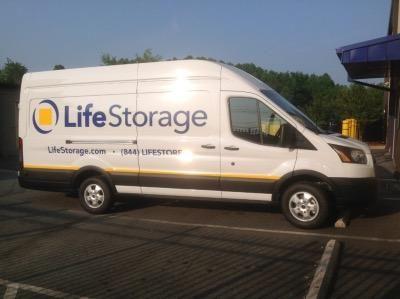 Life Storage - Charlotte - East W.T. Harris Boulevard 6720 East W.T. Harris Boulevard Charlotte, NC - Photo 2