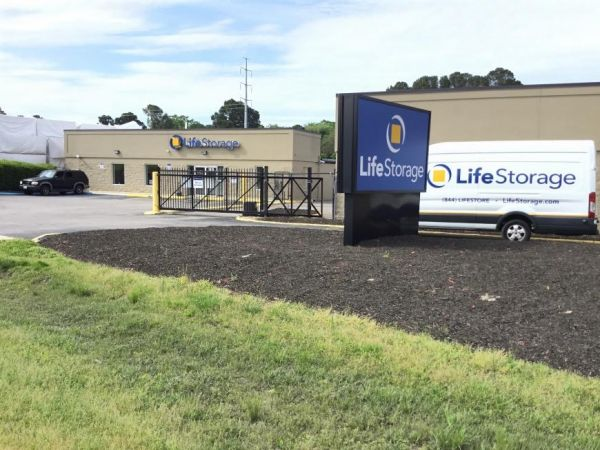 Life Storage - Norfolk - South Naval Base Road 385 S Naval Base Rd Norfolk, VA - Photo 0