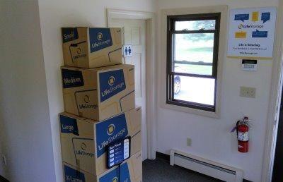 Life Storage - Salem - South Policy Street 134 S Policy St Salem, NH - Photo 7