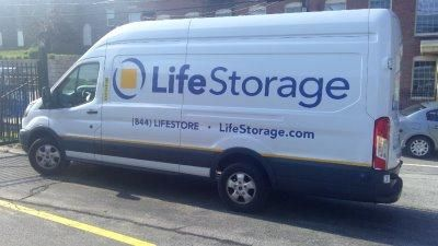 ... Life Storage   Dracut73 Pleasant St   Dracut, MA   Photo 3 ...