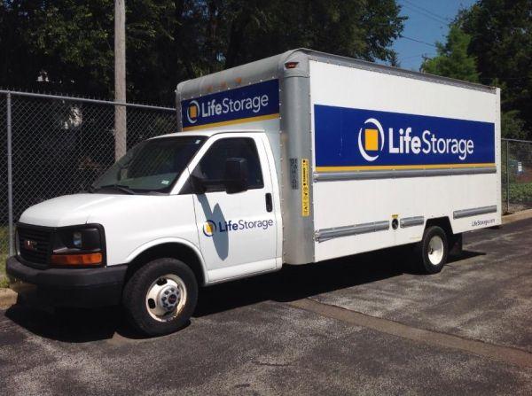 Life Storage - St. Louis - Manchester Avenue 6557 Manchester Ave St Louis, MO - Photo 1