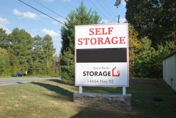 Spare Room Self Storage 14664 Highway 92 Woodstock, GA - Photo 3