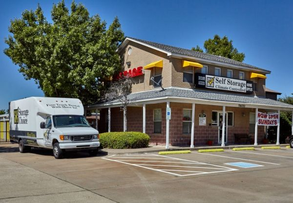 Storage Choice - Mira Vista 5600 Bryant Irvin Rd Fort Worth, TX - Photo 0