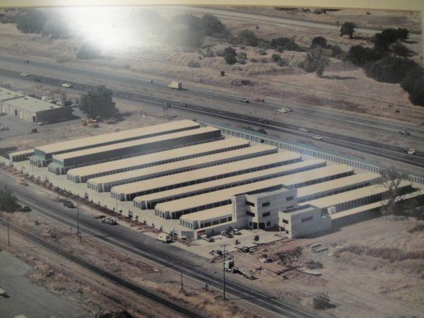 Sentry Storage - Hazel 12233 Folsom Blvd Rancho Cordova, CA - Photo 1