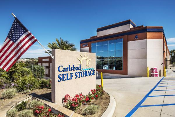 Carlsbad Self Storage 2235 Palomar Airport Rd Carlsbad, CA - Photo 0