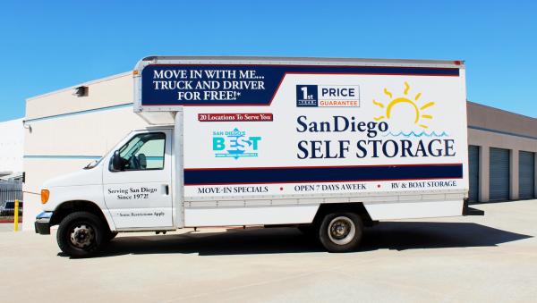 Sorrento Mesa Self Storage 6690 Mira Mesa Blvd San Diego, CA - Photo 8