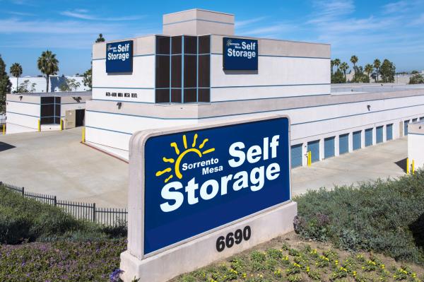 Sorrento Mesa Self Storage 6690 Mira Mesa Blvd San Diego, CA - Photo 0
