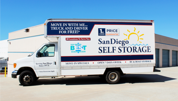 Mira Mesa Self Storage 7044 Flanders Dr San Diego, CA - Photo 7