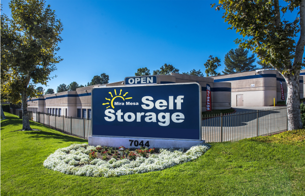 Mira Mesa Self Storage 7044 Flanders Dr San Diego, CA - Photo 0