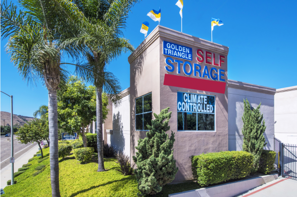 Golden Triangle Self Storage 10345 Sorrento Valley Rd San Diego, CA - Photo 0