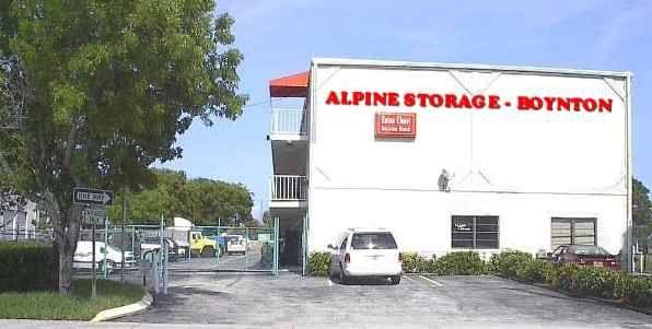 Alpine Storage - Boynton Beach - 860 W Industrial Ave 860 W Industrial Ave Boynton Beach, FL - Photo 0